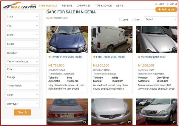 cars-for-sale-on-naijauto-com