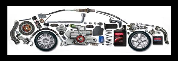 Honda-parts