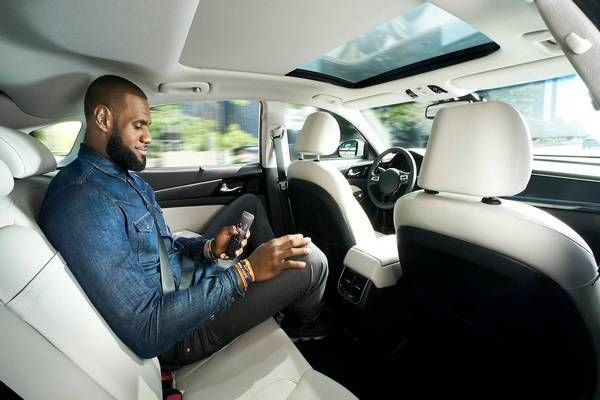 Lebron-James-in-an-autonomous-car