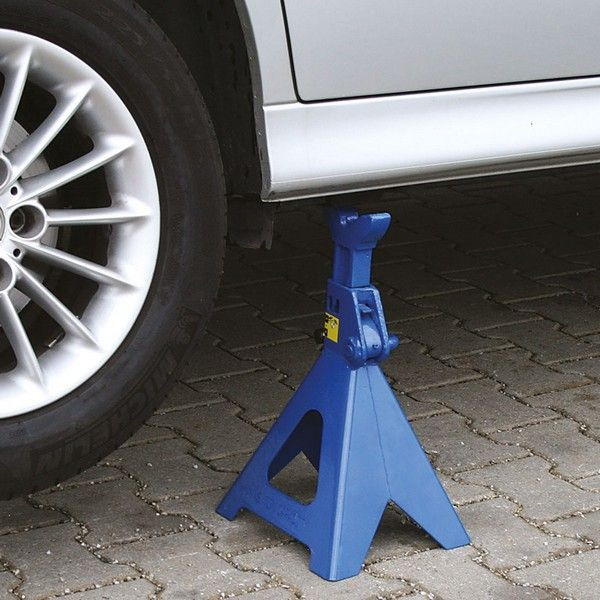 Car-axle-stand