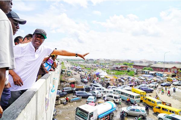 Sanwo-Olu-inspecting-Mile-2-Badagry-Expressway