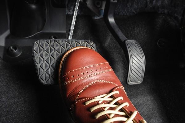 Brake-pedal