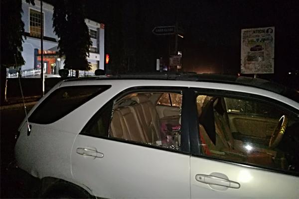 Ichie-Laz-burgled-car