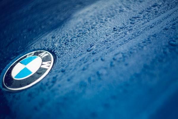 BMW-badge