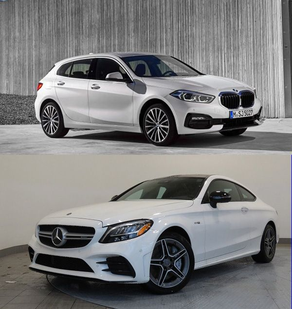2019 Bmw 6 Series: Battle Of The Minors: Entry Level BMW 1 Series Vs Mercedes