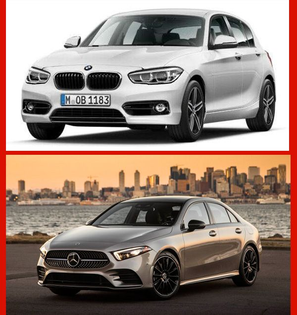 Battle Of The Minors Entry Level Bmw 1 Series Vs Mercedes