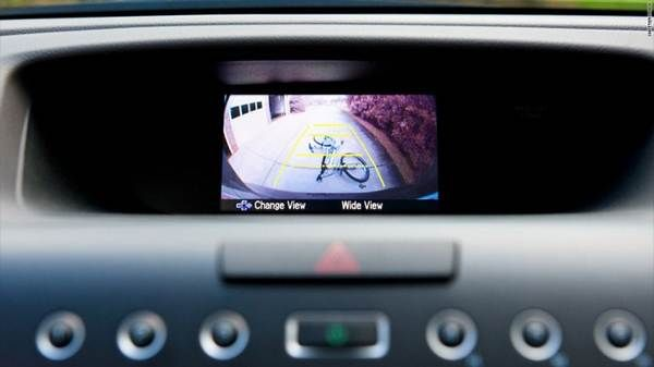 Rear-view-camera