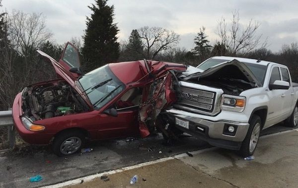 Cars-involved-in-a-crash