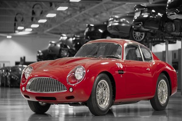 Aston-Martin-DB4 GT-Zagato-Continuation