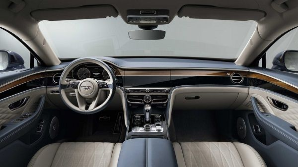 new-3rd-generation-Bentley-Flying-Spur-interior