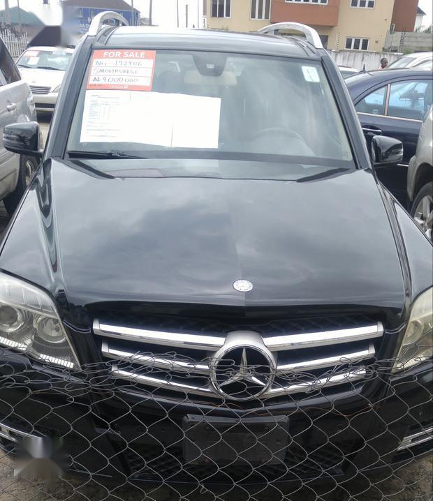 Mercedes-Benz GLK-Class 2011 350 4MATIC Black For Sale