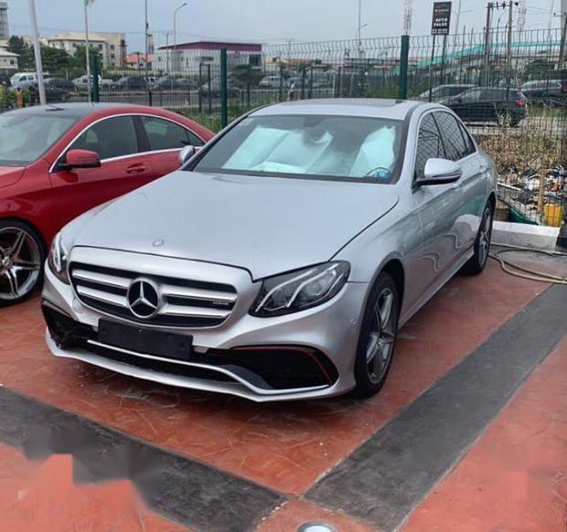 Mercedes-Benz E300 2017 Silver for sale