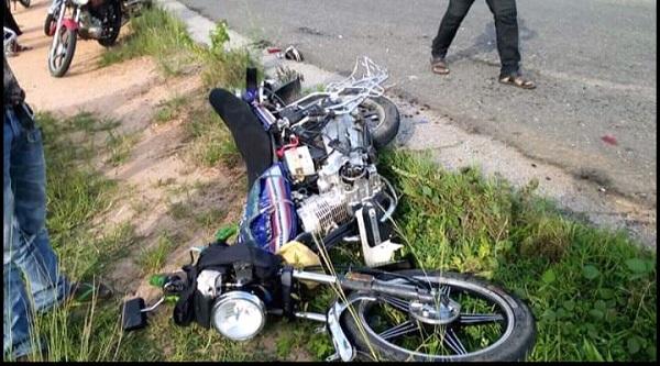 Fallen-bike