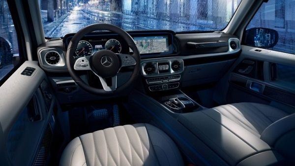 "Interior-Mercedes-AMG-G-63-""Stronger-Than-Time""-edition"