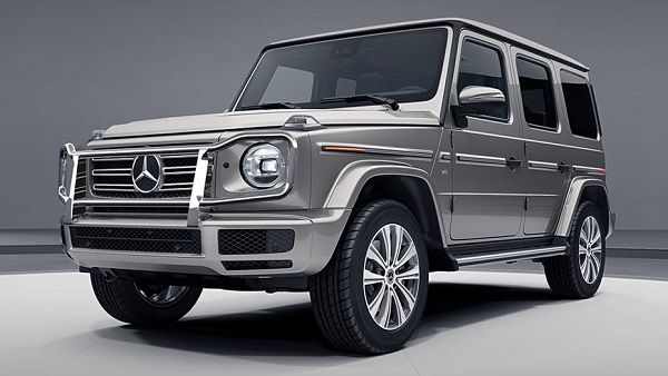 Mercedes-Benz-G-Wagon-SUV