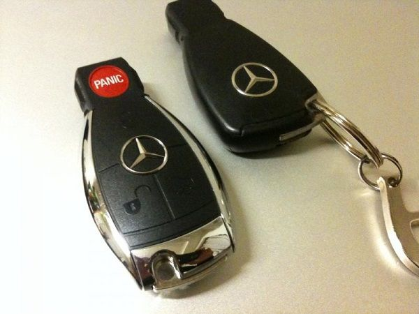 image-of-chrome-key-in-Mercedes