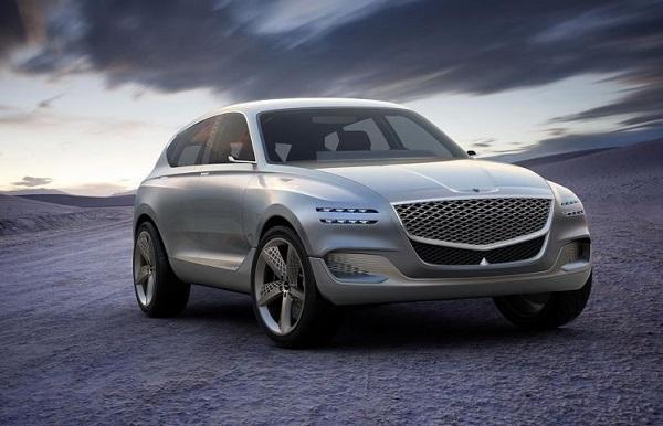 Genesis-car