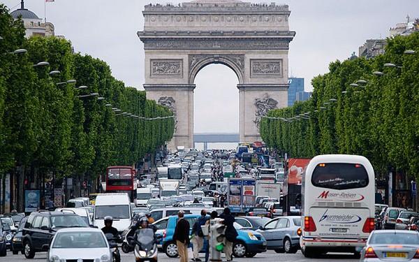 traffic-in-paris