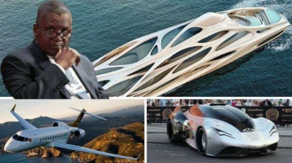 aliko-dangote-cars-yatch-jet