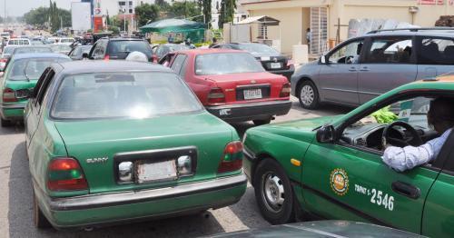 Abuja-Taxis