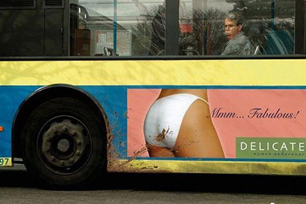 Underwear-bus-advert
