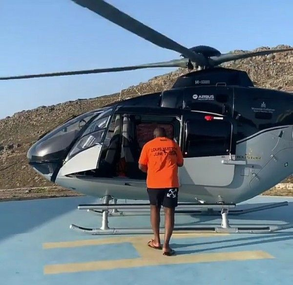 Hushpuppi-and-airbus-helicopter