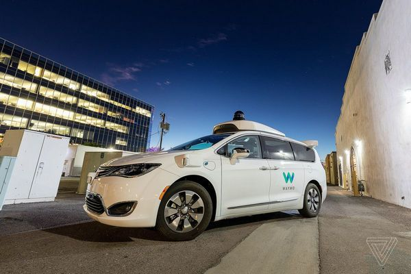 Waymo-Self-driving-car