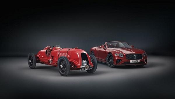 Bentley-Continental-GT-Number-1-and-1929-Bentley-Blower-Number-1