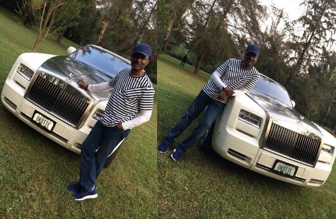 Pastor-Chris-Okotie's-car