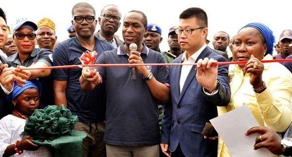 Lagos-deputy-governor-flag-off-lagos-badagry-construction