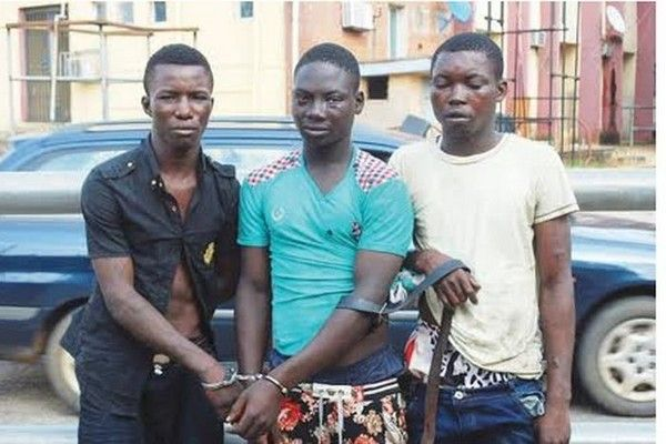 traffic-robbers-arrested-in-lagos