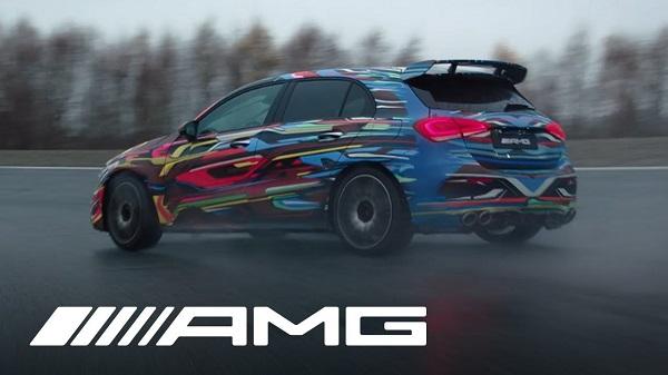 Mercedes-AMG-A45-S