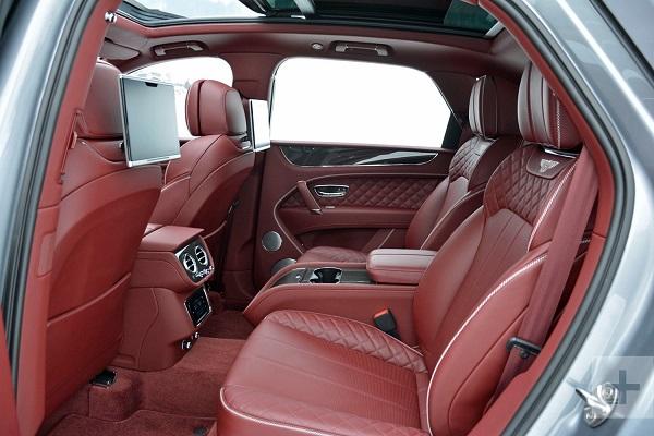 2019-Bentley-Bentayga-Hybrid-seats