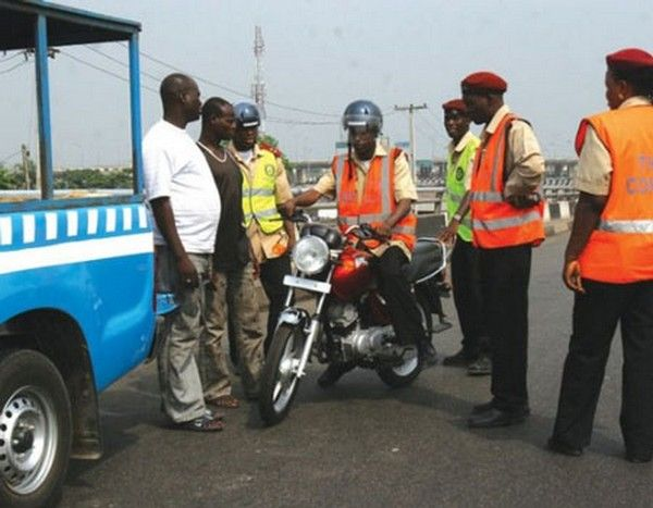 frsc-and-motorbike-driver