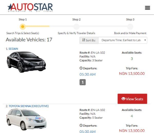 screenshot-of-step-two-for-autostar-online-booking
