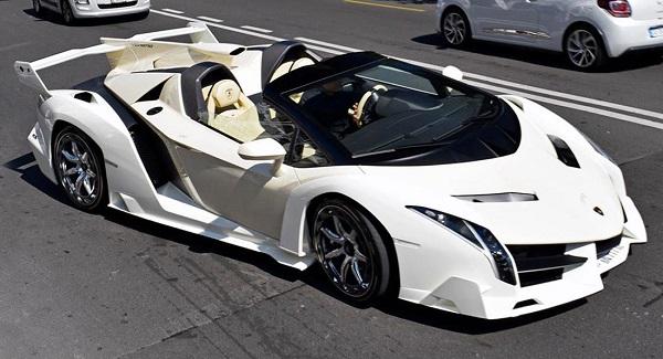 9 Lamborghini Veneno Roadster are now on sale in Dubai