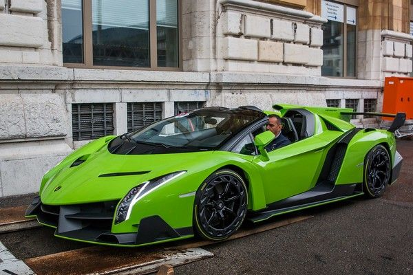 9 Lamborghini Veneno Roadster are now on sale in Dubai