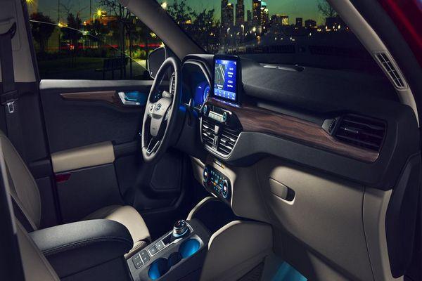 2020-Ford-Escape-Interior