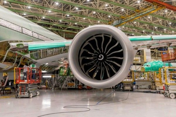 Guinness-World-Record-GE9X-engine-of-Boeing-777X