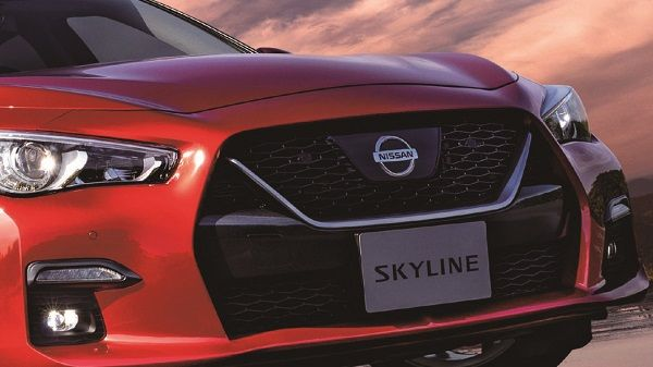 Closer-front-view-of-New-Nissan-Skyline