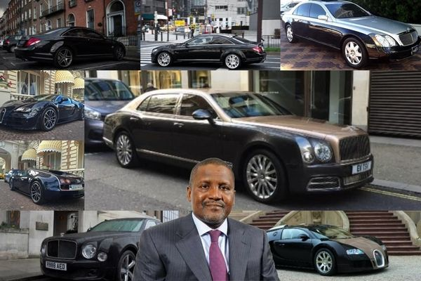 Top 10 richest men in Africa & their cars (2019) | naijauto com