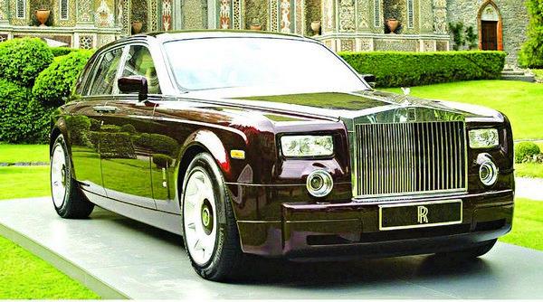 Mike Adenuga-Rolls-Royce