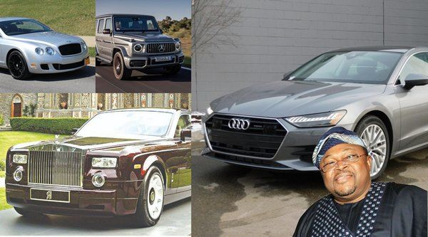 10 richest men in Nigeria 2019 & their cars | naijauto com