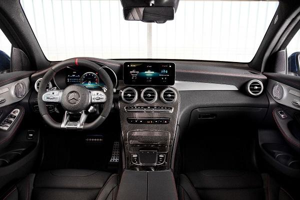 Interior-the-2020-Mercedes-AMG-GLC-43