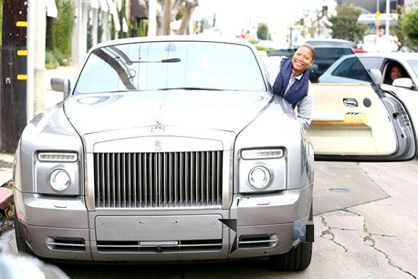 Latifah's-Rolls-Royce-Phantom-Drophead-Coupé