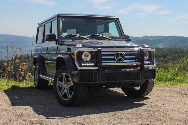 Mercedes-Benz-G550-SUV