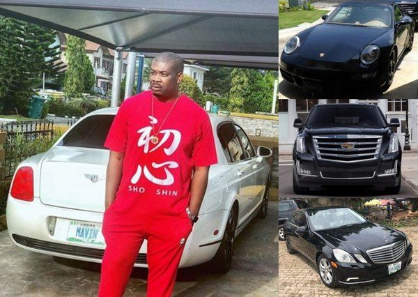 How Rich Is Don Jazzy?
