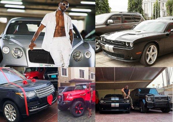 Peter-okoye-pSquare-cars