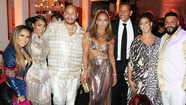 Jlo-Alex-and-friends-at-her-50th-birthday-bash