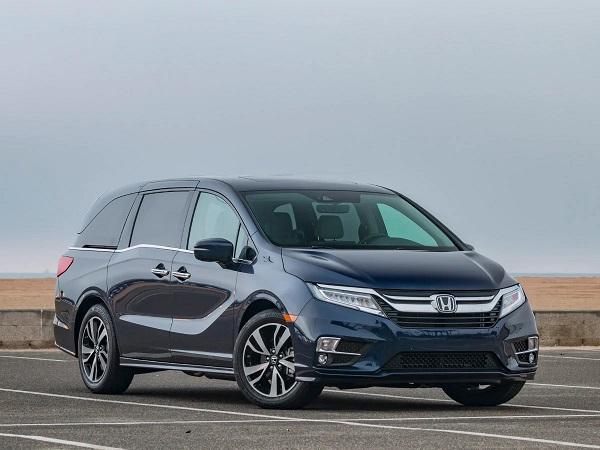 Honda-Odyssey-2019-model